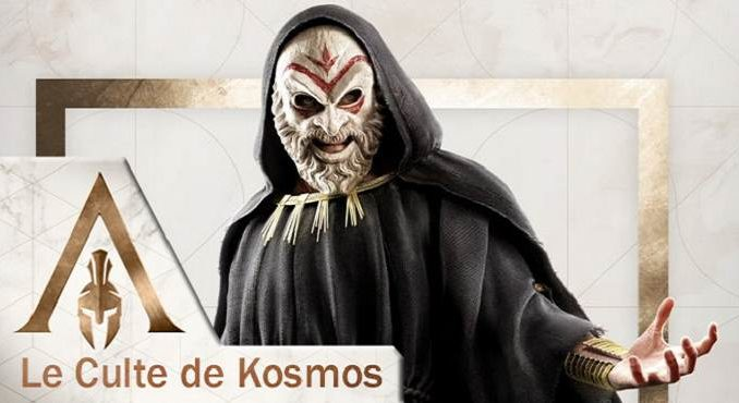 Guide Kosmos Cult Leader - Le culte de Kosmos dans Assassin's Creed Odyssey
