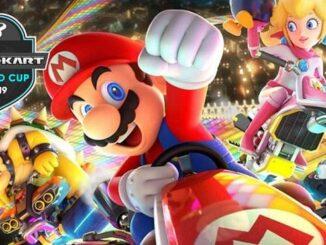 Mario Kart 8 MK8WC 2019 la Coupe du Monde 2019 débute le 21 juin