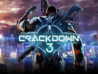 Mise à jour Crackdown 3 Flying High Update