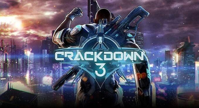Mise à jour Crackdown 3 Flying High Update