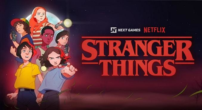 Netflix taquine le crossover Fortnite X Stranger Things à l'E3 2019