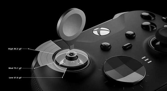 Nouvelle manette Wireless Controller Xbox Elite Series 2 arrive à 179,99$ - E3 2019