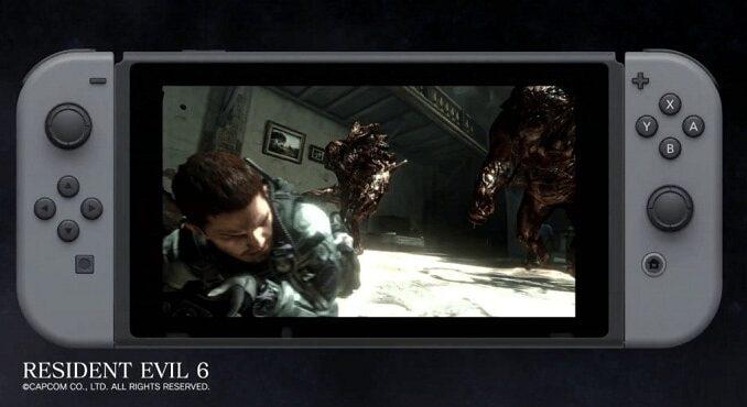 Resident Evil 5 et 6 annoncés sur Nintendo Switch - E3 2019 - Bande annonce
