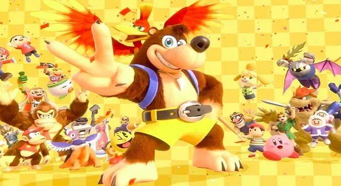 Banjo et Kazooie annoncé pour Super Smash Bros. Ultimate - E3 2019