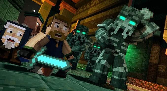 Telltale Minecraft Story Mode coûte actuellement 700 $ sur Xbox 360