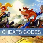 Cheats codes Crash Team Racing Nitro-Fueled pour PS4