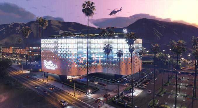 GTA Online Diamond Casino & Hôtel ouvre ses portes 23 juillet 2019