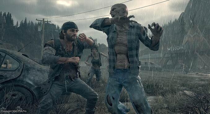 PS4 Le second défi DLC gratuit de Days Gone est disponible dès maintenant