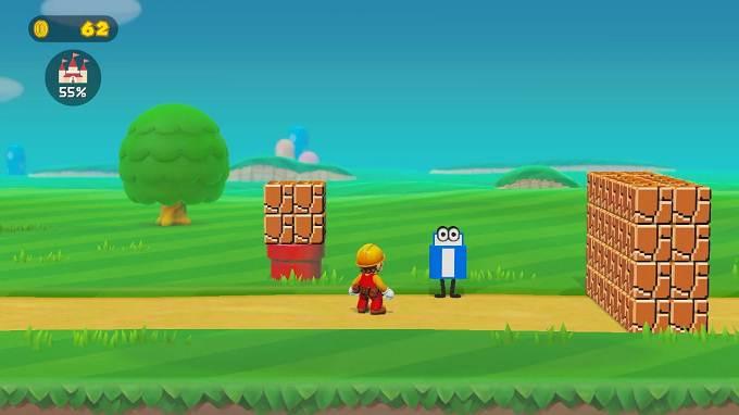 Guide trouver débloquer tenue rafraîchissante Mii Outfit dans Super Mario Maker 2