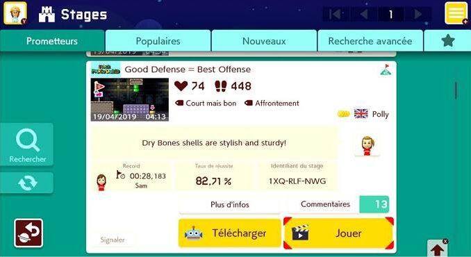 Guide: Où trouver votre Stage ID dans Super Mario Maker 2 - Guide SMM2
