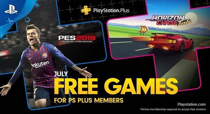 PlayStation Plus Jeux Gratuits PS4 juillet 2019 annoncés