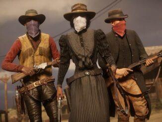 Red Dead Online Réductions sur les composants d'armes interaction Mes respects Nouveaux vêtements