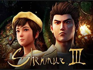 Shenmue 3 version PC Configuration Recommandée PC requirements