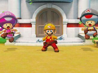 Guide Super Mario Maker 2 Mode histoire Débloquer des objets, personnages, tenues Mii