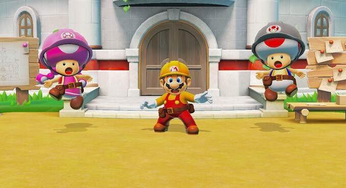 Super Mario Maker 2 (SMM2) Mode histoire : Débloquer des