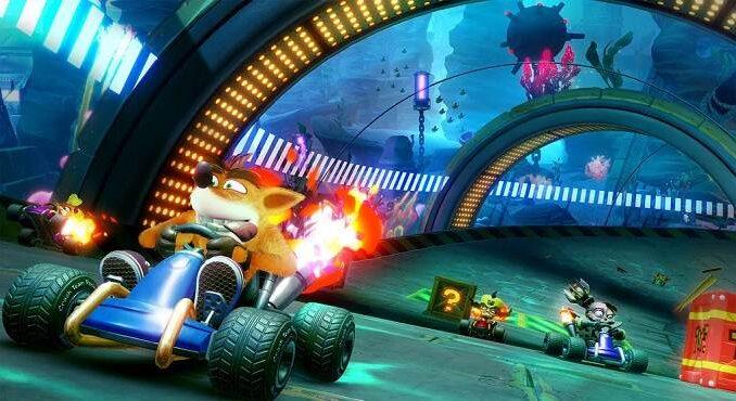 Guide Toutes les armes Crash Team Racing Nitro Fueled