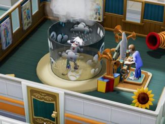 Two Point Hospital sur PS4, Switch et Xbox One
