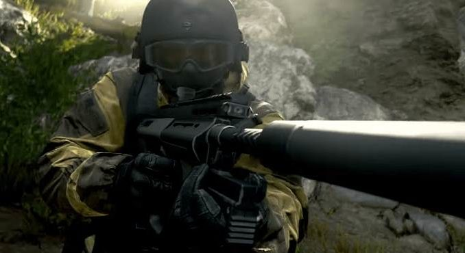 Call of Duty l'alpha multijoueur de Modern Warfare annoncé à la Gamescom 2019