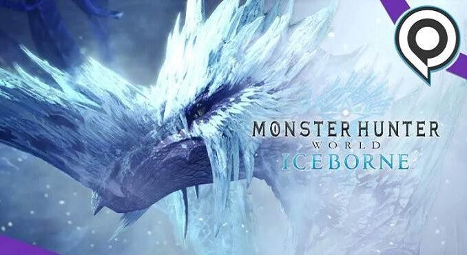 Gamescom 2019 Bande-annonce de Monster Hunter World Iceborne dévoile de nouvelles créatures