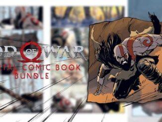 God of War Digital comic book bundle 2019