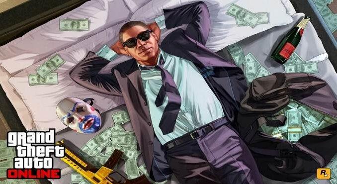 Grand Theft Auto V le jeu le plus vendu sur le PlayStation Store en juillet