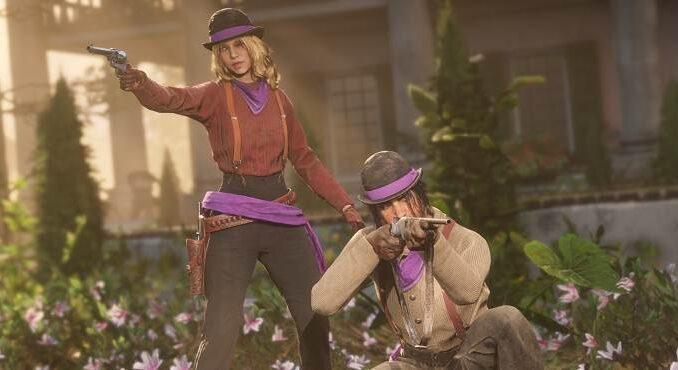 Red Dead Online Or doublé dans les défis du jour Bonus dans les confrontations