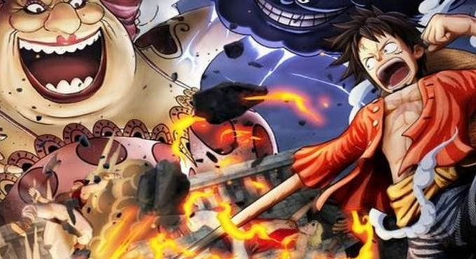 Gamescom 2019 One Piece Pirate Warriors 4 personnages