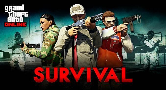 Anniversaire de GTA 5 Online Sept nouvelles survies 1 000 000 GTA$ Bonus