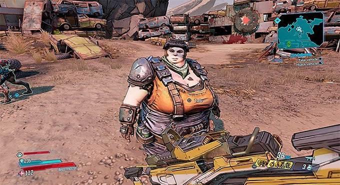 Guide Borderlands 3 vaincre le premier boss Shiv