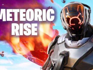 Fortnite Défi de montée météorique Guide Fortnite saison X Meteoric Rise.jpg