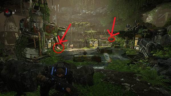 Gears 5 Acte 1 Chapitre 1 Shot in the Dark guide complet