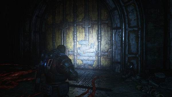 Gears 5 Acte 1 Chapitre 1 coup dans le noir Shot in the Dark