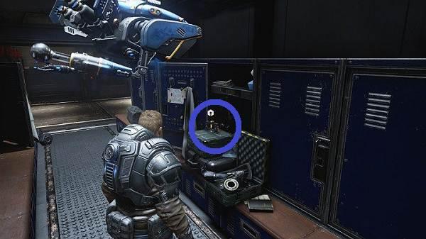 Gears 5 Acte 1 Chapitre 2 - Diplomatie Guide PC Xbox one