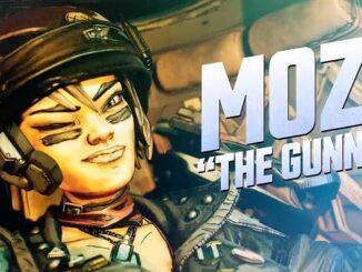 Niveaux et compétences de Moze the Gunner dans Borderlands 3 guide