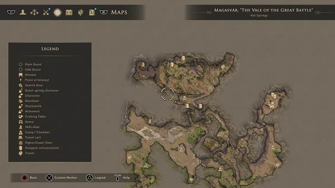 Objets de collection Magasvar La vallée de la grande bataille