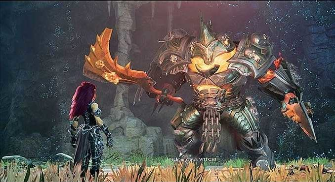 Wrath Boss Patron de colère Darksiders 3 Guide