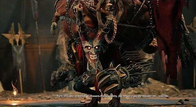Guide combat contre Boss Avarice Darksiders III