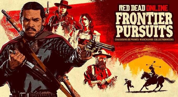 mise à jour estivale du mode Red Dead Online de RDR2 sur PS4 et Xbox One