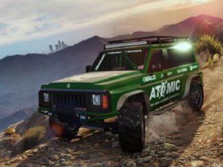 4X4 Annis Hellion du Casino GTA online cars