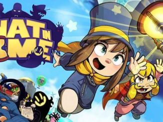 A Hat in Time Nintendo Switch Trailer de lancement