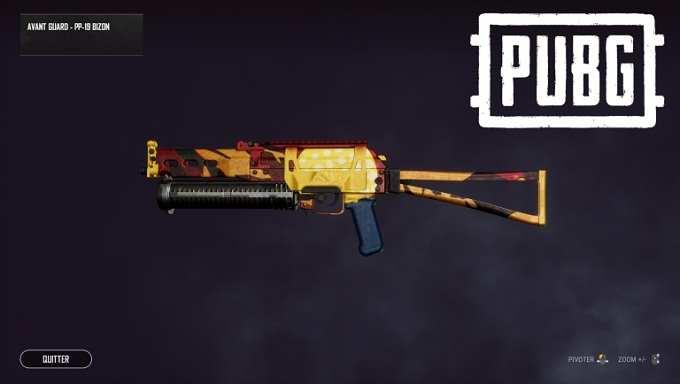 Défis d'armes PP-19 Bizon PUBG Guide