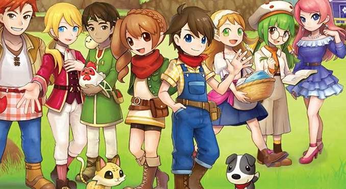 Liste trophées Harvest Moon Mad Dash