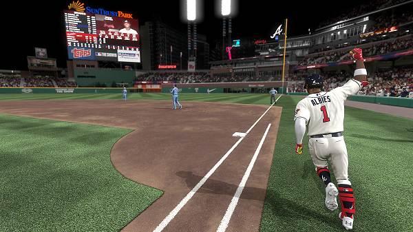 MLB The Show 19 jeux PS4 gratuit