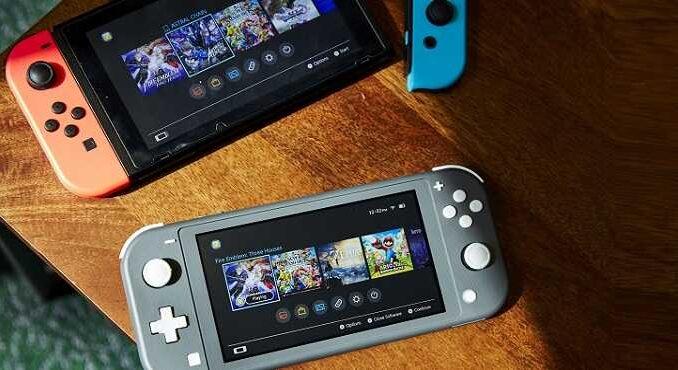 Record des ventes Nintendo Switch en 2019 USA 2019