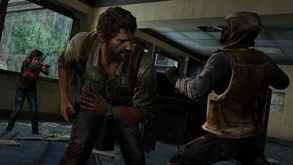 The Last of Us Remastered PS4 gratuit