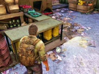 objets collection The Last Of Us PS4