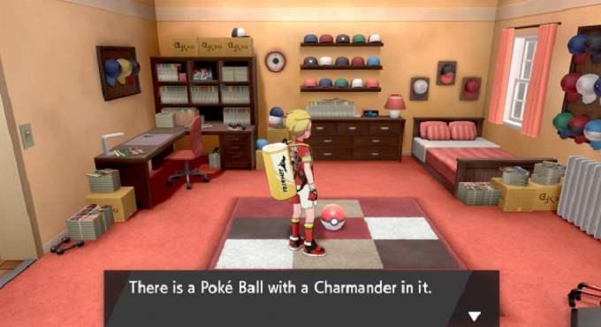Comment obtenir Pokémon Charmander dans Pokémon Epée et Bouclier