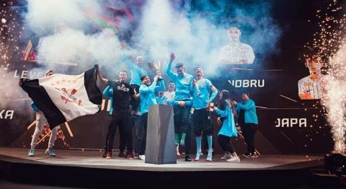Corinthians remporte tournoi Free Fire World Series 2019 et 200 000$