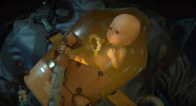 Guide personnages Death Stranding Bridge baby