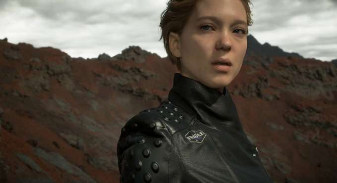 Death Stranding guide personnages Fragile